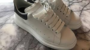 Alexander Mcqueen Oversized Sneaker Unboxing First Look And Sizing