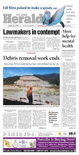 Everett Daily Herald, September 12, 2014 by Sound Publishing - issuu