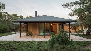Swedish Design House Johan Sundberg Completes Swedish Holiday Home Sommarhus T
