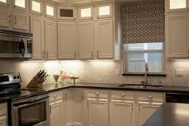 kitchen ideas white cabinets black countertop. Gray Roman Shade Kitchen Ideas White Cabinets Black Countertop T