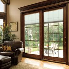 patio doors with blinds.  Patio Sliding Patio Door Sensor On Patio Doors With Blinds I