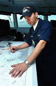 Us Navy Nautical Charts File Us Navy 040917 N 7232r 038 Quartermaster Seaman Maricio