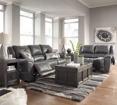 ashley furniture persiphine leather reclining sofa and loveseat 6070188