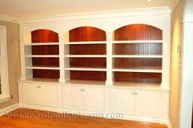 custom made bookcases. Wonderful Custom Custom Built In Bookshelves Made Bookcases  Cute In Custom Made Bookcases