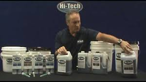 Hi Tech Systems Concrete Spall Repair Products