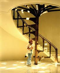 lighting in rooms. basement stairwell lit with natural light from a heliostat lighting in rooms t