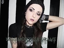 heavy metal makeup light version