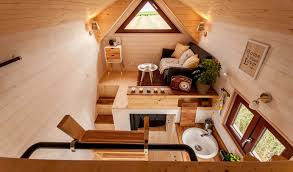 Small Picture Fully furnished Odysse tiny house from France easily fits a
