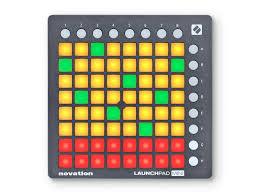 <b>MIDI</b>-<b>контроллер</b> LaunchPad Mini MK II - Агрономоff