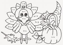 Math Coloring Worksheets 2nd Grade Winter Halloween Sheets ...