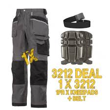 Snickers Trousers Size Chart Snickers 3212 3 Series Duratwill Trousers