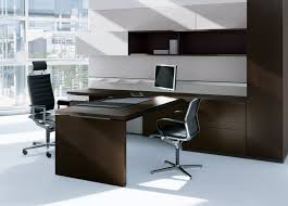minimalist modern furniture. minimalist office furniture modern executive table design with chair and assistant