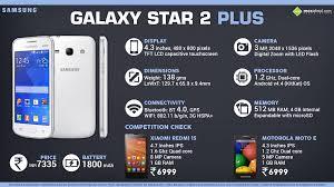 Samsung Galaxy Star 2 Plus Features ...
