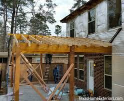 Patio Covers Houston Spring Texas Home Exteriors