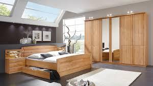Moderne Wiemann Schlafzimmerkombination Mit Kleiderschrank