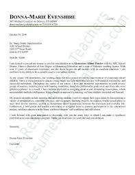 English Teacher Cover Letter Example First Year Teacher Resume With