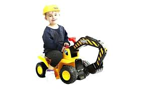 ride on tractor toy excavator south africa canada electric