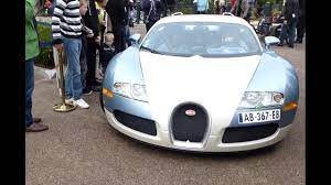 Bugatti has little to be embarrassed about since the 16/4 is very similar to the extreme proposals made in 1999. First Bugatti Veyron Ever Made Festival Bugatti 2013 Hd Youtube