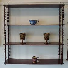 drawing room furniture images. Attractive Mahogany Wall Shelves Circa 1880 Drawing Room Furniture Images