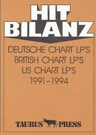 Details Zu Hit Bilanz Lp Charts Deutschland England Usa 1991 1994 Inkl Jahreshitparade