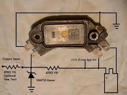 hei module wiring diagram schematics and wiring diagrams pennock 39 s fiero forum pletely new fuel injection system gm hei module wiring mazda 5 ignition coil location distributor diagram on