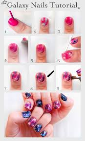 33 cool nail art ideas fun and easy diy nail designs step by step