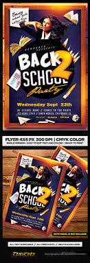 back 2 school flyer flyer template psd by remakned graphicriver back 2 school flyer flyer template psd flyers print templates