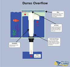 how durso herbie and bean animal overflows work marine depot blog rh blog marinedepot com overflows for a 75 gal aquariums diy aquarium overflow system