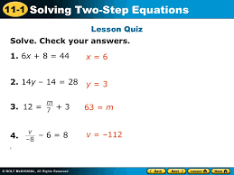 lesson 2 8 practice c solving two step equations jennarocca