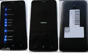 Nokia Lumia 1320 8 GB Black in Lagos ...