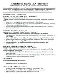 Ob Nurse Resume Resume Samples For Medical Assistant Englishor Com