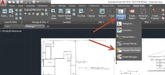 raster design 10 how do i convert a scanned floor plan pdf to autocad