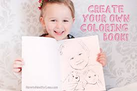 Small Picture How To Make A Coloring Book Popular How To Make Your Own Coloring