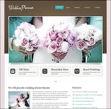 Wedding Website Template Classy 28 Top Wedding Website Templates For Your Best Moments