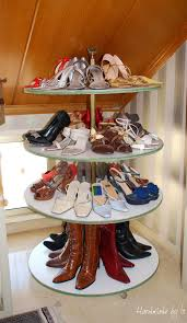 shoe storage lazy susan rack uk diy plans free designs shoe storage lazy susan lazy susan