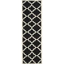full size of black and white runner rug modern shining classy tours lattice rugs regarding chevron