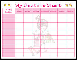 Bedtime Chart For Ages Is Your Bedtime Routine Failing 6 Tips For Bedtime Success