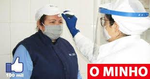 Empresa de Valença barra covid-19 com medição de temperatura aos 140 trabalhadores