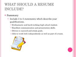 Making A High School Resume Tomburmoorddinerco Interesting How To Make A High School Resume