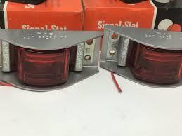 Signal Stat Light Bar Vintage Grote Trailer Lights 46352