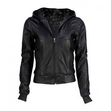 black leather hooded er jacket jane front 2 800x800 jpg