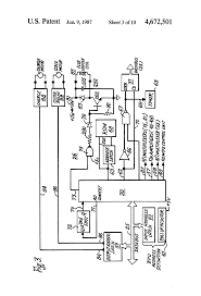 patent us4672501 circuit breaker and protective relay unit patent drawing