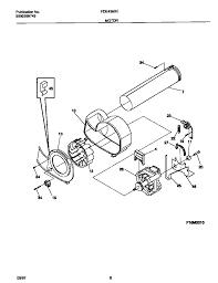 Mesmerizing frigidaire dryer parts diagram photos best image