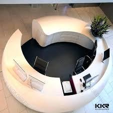 circular office desks. Semi Circular Desks Half Round Reception Desk Suppliers And Manufacturers  At Circle . Office