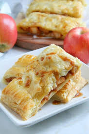 puff pastry apple slab pie the bitter
