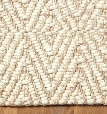 share your style myonepiece chunky wool and jute rug pottery barn jute and wool rug chunky