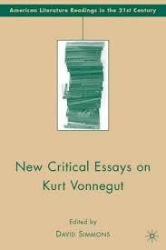 new critical essays on kurt vonnegut d simmons