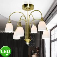 Details Zu 30 Watt Led Luxus Decken Leuchte Wohn Schlaf Zimmer Kronleuchter Big Light