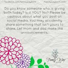 Blog Archives Family Way Birth