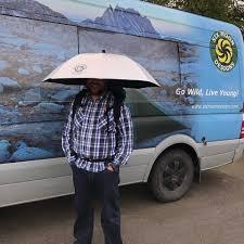 Six Moon Designs Umbrella Six Moon Designs Silver Shadow Carbon Umbrella